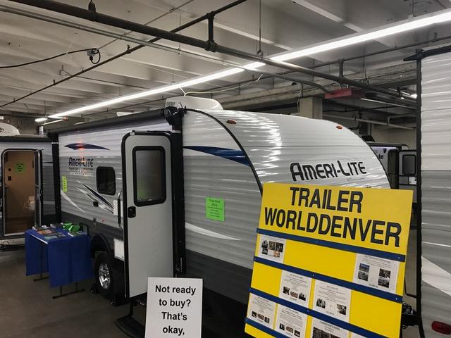Gulf Stream Coach Ameri-Lite at the Denver RV Show