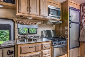 Conquest Class C 6238 Stainless Steel Kitchen