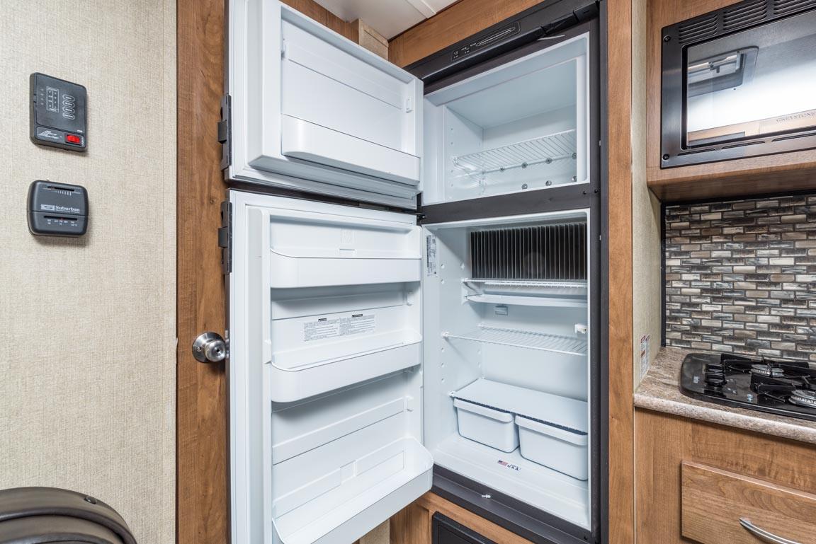 Compact Trailers, BIG Refrigerators! - Gulf Stream Blog