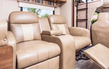 New for 2018 - Side by side recliners