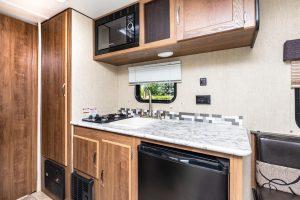 Ameri-Lite 16BHC Galley Kitchen