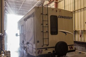 Gulf Stream Coach Rain Booth
