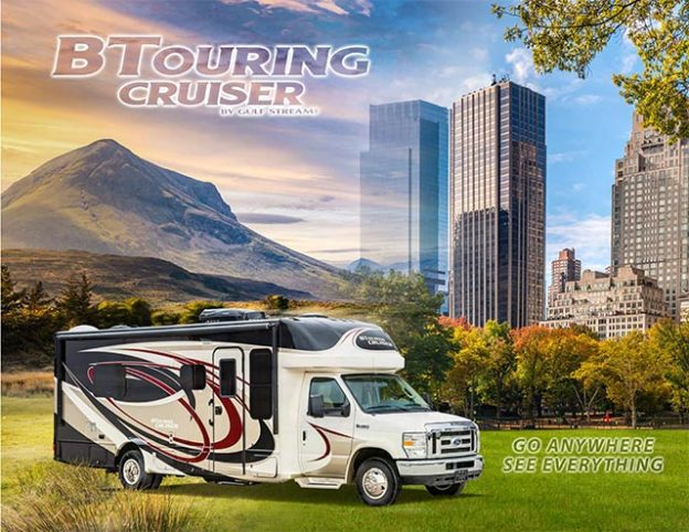 Online e-brochure for the BT Cruiser