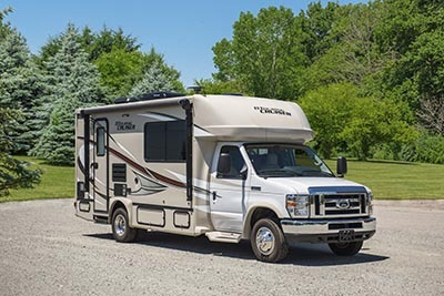 Turn The World Into Your Back Yard Explore Everything From Wilderness To City Enjoy A Campfire Hdtv All With Confidence