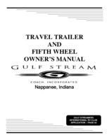 2017 and earlier travel trailer owner's manual
